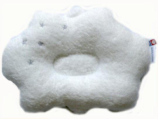 授乳枕抱っこ枕ベビー枕タオル製ドーナツ枕白雲男の子女の子出産祝い