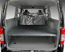 NV350キャラバン プレミアムGX用 ベッドキット 傷に強いパンチカーペット