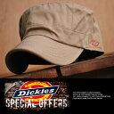 Dickies ディッキーズ ワークキャップ メンズ レディース【GAL】17052400■05151123