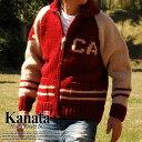【11%OFF】Kanata カナタ カウチンセーター メンズ レディース ジャケット CA/BURGUNDY【あす楽対応】【H-OT】■04151008【1612ka】