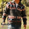 Kanata カナタ カウチンセーター メンズ レディース ジャケット Nordic【あす楽対応】【H-OT】■04151008