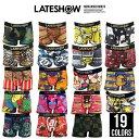 LATESHOW レイトショー ボクサーパンツ 下着 メンズ 【GAL】【あす楽対応】【H-AC】■05150906