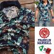 ショッピングイタリア イタリア製 フランクリンマーシャル FRANKLIN & MARSHALL ポロシャツ 半袖 メンズ ボタニカル 43181-4101-917■02160523