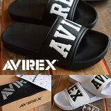 AVIREX アビレックス シャワーサンダル サンダル おそろい ペア ペアルック メンズ レディース AV4610 ビーチサンダル ■02170606