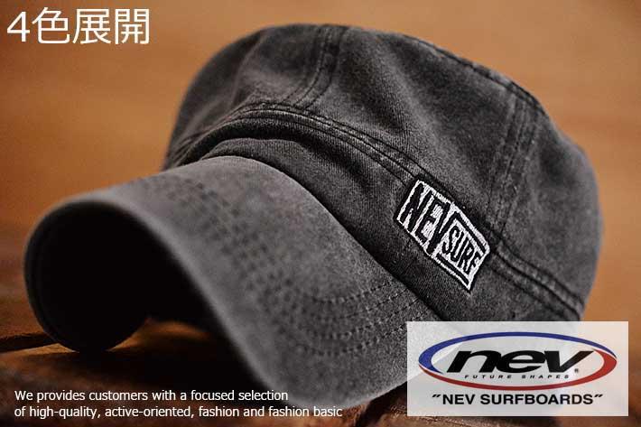 送料無料 NEV SURF Vintage ワークキャップ キャップ 帽子 メンズ レディース 80's N28-113【DRI】■180325