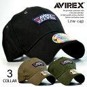 ショッピングミリタリー AVIREX ローキャップ キャップ メンズ 帽子 アビレックス アヴィレックス 正規品 キャップ ブランド TP PATCH LOW プレゼント 送料無料 14649200