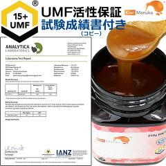 UMF15+成績書