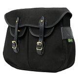 BRADY/ブレディ アリエルトラウトARIEL TROUT SMALL BLACK ショルダーバッグ/カバン/鞄 メンズ/レディースブラック プレゼント/ギフト/通勤/通学/送料無料