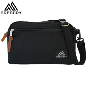 GREGORY グレゴリー PADDED SHOULDER POUCH Lパデッド