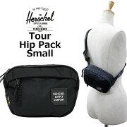 HERSCHEL SUPPLY ハーシェル サプライ Tour Hip Pack Small ツアー ヒップパック スモール ボディバッグウエストバッグ ヒップバッグ バッグ メンズ レディース 1L 10321-01174ブラック プレゼント ギフト 通勤 通学