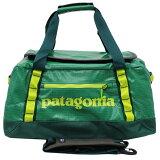 patagonia/パタゴニア Black Hole Duffel 45L/ブラックホールダッフル49336 AQUA STONE ボストンバッグ/カバン/鞄アクアストーン プレゼント/ギフト/通勤/通学