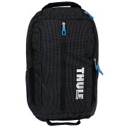 Thule/スーリー Crossover Backpack 25L クロスオーバーリュックサック/バックパック/TCBP-317 BLK BLACK A3 カバン/鞄メンズ/レディースブラック プレゼント/ギフト/通勤/通学/送料無料
