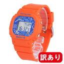 【訳あり】【アウトレット】【BOXなし】CASIO カシオ / Baby-G ベビージー BGD-560SK-4 レディース グラフィティ フェイス 腕時計 母の日
