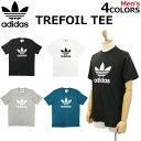 adidas Originals アディダス オリジナルスTREFOIL TEE Men's トレフォイル Tシャツカットソー トップス メンズ ルームウェア 部屋着 プレゼント ギフト 通勤 通学