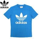 adidas Originals アディダス オリジナルスTREFOIL TEE オリジナルス トレフォイル Tシャツカットソー トップス レディース ルームウェ..