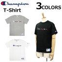 Champion チャンピオン T-Shirt Tシャツカットソー ティーシャツ 半袖 メンズ ロゴ刺繍 ワンポイントJersey C3-H371プレゼント ギフト 通勤 通学 父の日