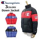 Champion チャンピオン Down Jacket ダウンジャケット アクションスタイルジャケット アウター メンズ レディース C3Q-607 プレゼント ギフト 通勤 通学 送料無料 母の日