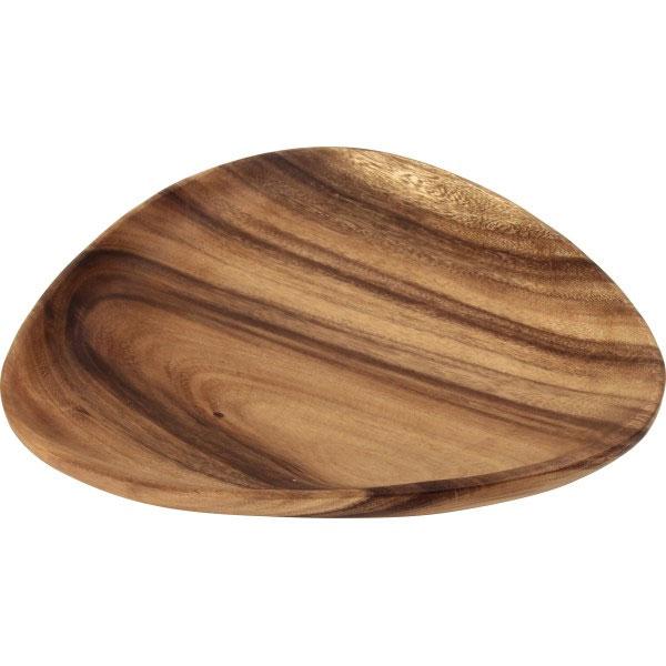 アカシアエッグ型トレー XL アカシア/食器/木製/茶碗/北欧/トレー/お皿/ウッド/木製食器/おしゃれ/かわいい/カフェ/ナチュラル/卵 02P03Dec16