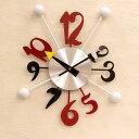 時計 おしゃれ 時計/壁掛け時計/掛け時計/掛時計/かけ時計/壁掛け/とけい/クロック/デザイン/おしゃれ/北欧【P20Aug16】