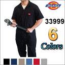【全6色】DICKIES【3399】 33999 ディッキーズ カバーオール Dickies半袖つなぎ 半袖 ツナギ 【S-2XL】半袖つなぎdickies 3XLもございます!