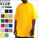 PRO CLUB (プロクラブ)【全17色】ヒップホップ衣装 ダンス 衣装【M〜XL】[2XL〜7XLもございます]HEAVY WEIGHT(ヘビーウェイト) PROCLUB Pro club 無地/プレーン 半袖Tシャツ小さいサイズ大きいサイズスノボー ウェアインナー 作業着M L LL 2L 3L 4L 5L