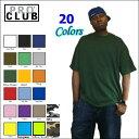 PRO CLUB (プロクラブ) 【全20色】ヒップホップ衣装 ダンス 衣装【M〜2XL】 3XL〜5XLもございます PROCLUB COMFORT(コンフォート) 無地/プレーン 半袖Tシャツ小さいサイズ大きいサイズスノボー ウェア インナー 作業着M L LL 2L 3L 4L 5L