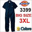 【全3色】DICKIES【3399】 [33999]ディッキーズ カバーオール Dickies半袖つなぎ 半袖 ツナギ 【3XL】大きいサイズ半袖つなぎ ディキーズ半袖つなぎ 大きいサイズ半袖つなぎdickies S〜2XLもございます!