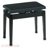[其]在日本制造!琴凳轻巧Kounan江南的P - 50(P50的黑色)[【its】売れてます!日本製!軽くコンパクトなピアノ椅子・甲南Konan P-50(P50)黒色]