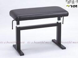 【its】スペイン/HIDRAU社ガススプリング式高級輸入ピアノ椅子BM-45H※選べるブラックorブラウン座面