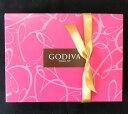 【送料無料】ゴディバ チョコレート アソートセット 12粒入り【ピンク】