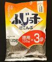 フジッコ ふじっ子 塩こんぶ 塩昆布 135g 3袋セット 徳用