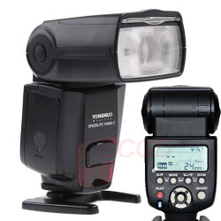 ������Yongnuo��SpeedlightYN560IIICanon/Nikon/Pentax/Olympus�б��ե�å��塦���ȥ��YN560II��ѥ�ǥ����ϥ��ԡ��ɥ饤�ȡ������ʽ����ʣ������ݾڡ�����