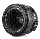 【正規品 純正品3ヶ月保証!!】35mm F2 単焦点レンズ (ニコン用 EFマウント フルサイズ対応) 広角 標準レンズ YN 35mm YONGNUO製 ゆうパック発送のみ