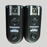 【第二世代!!】YONGNUO製 ラジオスレーブ RF-603C3 キャノン用セット 1Ds/5DMarkII/7D/50Dなど対応 【正規品 純正品 3ヶ月保証!!】