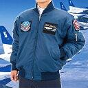 航空自衛隊ブルーインパルス プレミアムブルゾン【送料無料】【02P03Dec16】