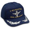 PX限定 航空自衛隊キャップ F-4ファントム ネイビー