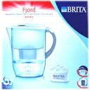 ブリタポット type water purifier, 整水器 [fjord] BRITA ブリタポット type water purifier Fjord [with one cartridge]