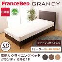 フランスベッド 電動ベッド(GR-01F) 1モーターフレー