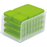 冷凍?冷蔵保存容器10点セット タッパ セット タッパー 料理器具 キッチングッズ 調理器具
