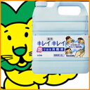 [free shipping] antiseptic solution 4L[fs01gm] [RCP] which appears by a lion medical sweet sweet bubble [HLS_DU]