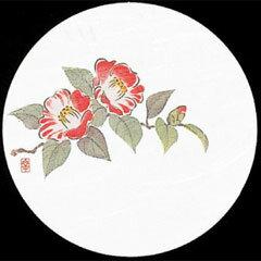 玉禪一次性日本杯墊四季輪茶花世界海關組織 M9 50 表輸入 [fs01gm] [RCP] [HLS_DU] [02P03Dec16]