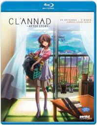 クラナド アフターストーリー ブルーレイ 北米版 Clannad: After Story Complete Collection [Blu-ray]