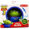 ディズニー トイストーリー3 ダークミニフィギュア スペースエイリアン Disney Toy Story 3 Exclusive Glow In The Dark Mini Figure Space Alien