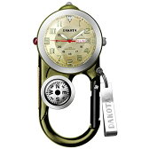 Dakota Angler II ダコタ アングラー2 クリップウォッチ Clip Watch - OLIVE Moss Green One Size