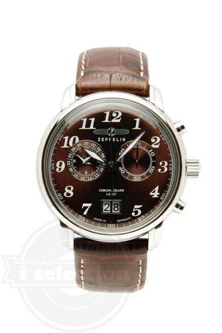 【ZEPPELIN ツェッペリン LZ127 Transatlantic トランスアトランティック ドイツ製 腕時計 76843】 【円高還元!送料無料対象商品】ブランド時計 時計 腕時計 ウォッチ
