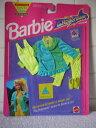 Barbie バービー ローラーブレードファッション 着せ替え ROLLERBLADE Fashion #4854 (1991)