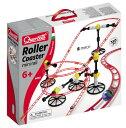 Quercetti ケルチェッティ スカイ ミニレール ローラーコースター Skyrail Mini Rail Rollercoaster, 150ピース