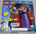 LEGO Disney レゴ 7591 ディズニー トイストーリー Pixar Toy Story Exclusive Special Edition Set 7591 Construct a Zurg