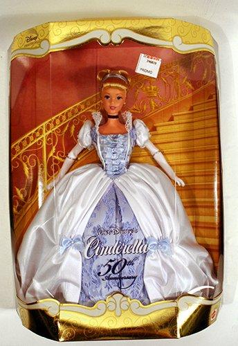 Disney's ディズニー 50周年 フィギュア シンデレラ 50th Anniversary Collector Doll Cinderella