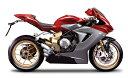 マイスト バイク フィギュア 2012 MV Agusta F3 Serie Oro Maisto 20-11095 , Red / Silver, 1:12 ダイキャストモデル